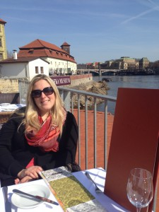 Lunch at Kampa Park