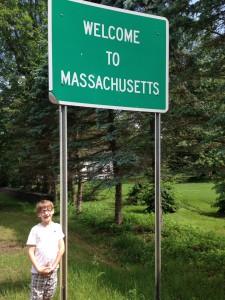 Massachusetts Welcome