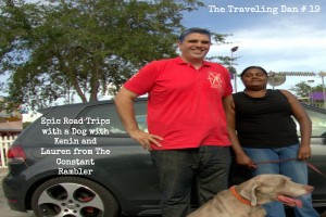 The Traveling Dan # 19 – Epic Road Trips with a Dog
