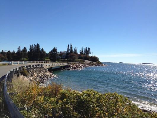 Maine Eastern Coast