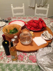 Maine Lobster Meal
