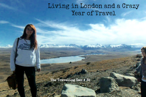 The Traveling Dan # 32 – Living in London and a Crazy Year of Travel